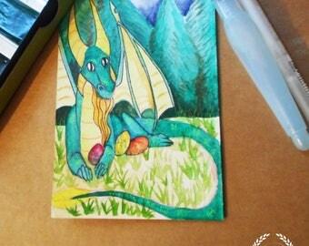 MINI ORIGINAL Green Dragon