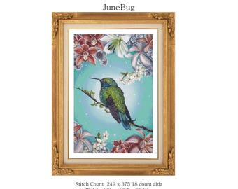 June bug PDF chart for 18 count only