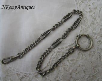Antique enamel chain 1900