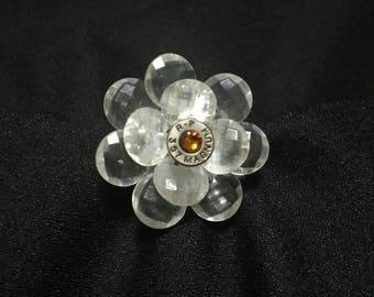 Flower Ring w/357