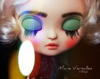 OOAK art Icy doll