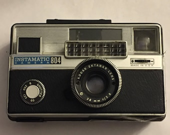 Kodak Instamatic 804 38mm Camera