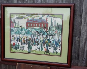 Large Lowry Tapestry