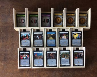 Deck Holders for Dominion Games