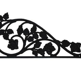 Rose Polypropylene Bracket for sign bracket, craft decoration