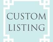 Custom Listing for chips4golf