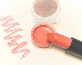 TANGO Natural ORGANIC Lipstick - Mineral Lip Butter - Gluten Free Vegan Lipstick
