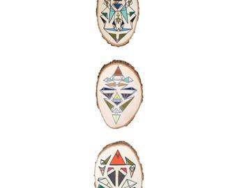 Triangle Totem