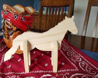 Western Decor Horse Decor Country Decor Standing Horse
