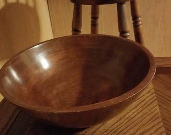 Largewooden  bowl,wooden bowl,decorative bowl,home decor,interior design