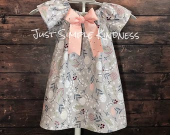 Girls Dresses, Toddler Dress, Girls Easter Dress, Girls Spring Dress, Baby Easter Dress, Girls Floral Dress, Girls Fall Outfit, Girls Fall