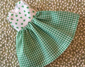 St. Patrick's Day Dress #8