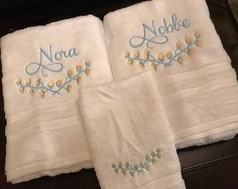 Wamsutta Bath Towels