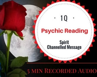 Same Day Photo Psychic Reading LOVE Reading Career Relationship Health - Detailed Spiritual Accurate In-Depth Clairvoyant Medium Readings