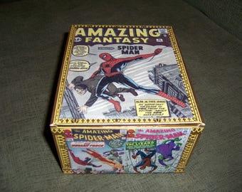 Amazing Spider-Man Cigar Box