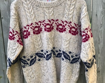 Comfy Tan Sweater - S/M