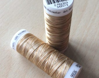 Multi color beige ecru 9926 thread