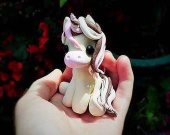 Starlit Cutesies - Krystal the Ice Cream Unicorn