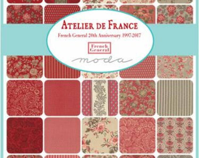 Atelier de France by French General - Layer Cake