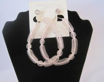 Vintage 2 piece earring set