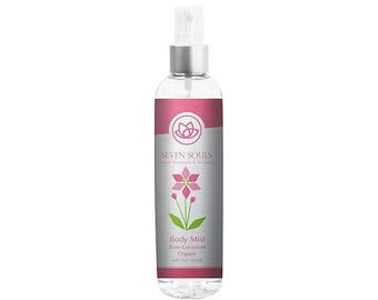 Special Discount ROSE GERANIUM Floral Water. Face Toner & Aromatherapy Body Mist. Organic.