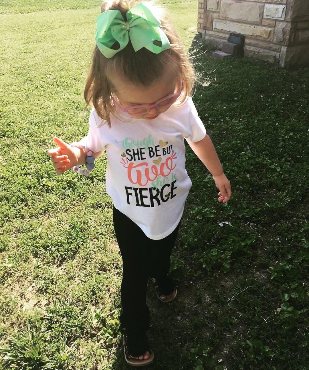 Girls Birthday Shirt 2nd Girl Second Toddler