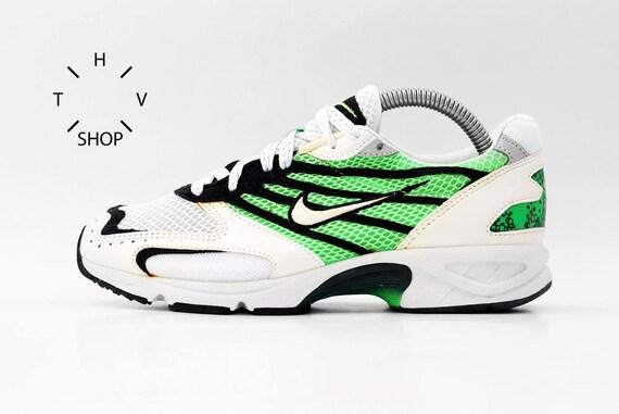 2002 UNWORN Nike Air Streak KICKS SNEAKERS VINTAGE ZOOM 106044 311 DEADSTOCK NOS