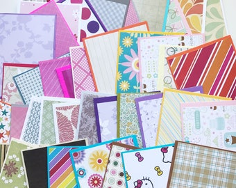 Ultimate Stationery Set # 1 - 50 Cards with Envelopes