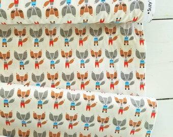 Suzy's Minis - Foxes(Natural) - Suzy Ultman - Robert Kaufman