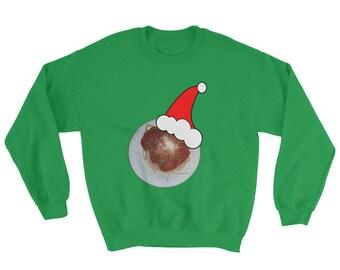 Festive Spaghetti-Sweat Shirt