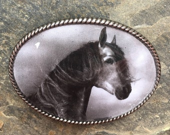 belt buckle horse belt buckle mens belt buckle Boho accessories Southwestern Country Western belt buckle women's belt Buckle cowboy cowgirl