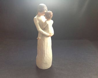"WILLOWTREE ""TENDERNESS "" FIGURINE  #26073"