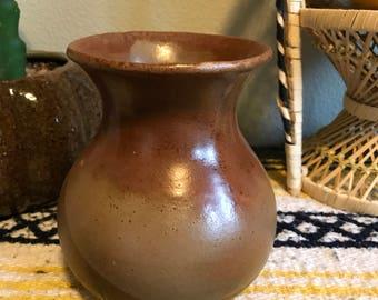 Vintage 1971 Pacific Stoneware Inc. USA Vase