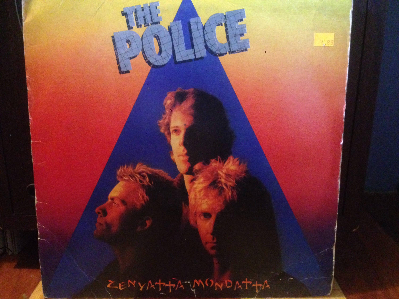 The Police Zenyatta Mondatta Vinyl