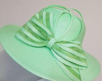 "Formal dress Hat 3"" Brim"