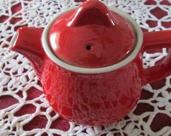 Vintage Shenango China Mini Teapot