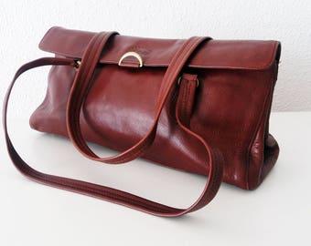 Leather Bag.Francinel handbag.