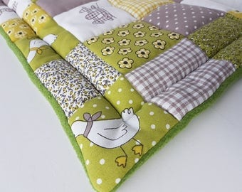Window sill approx. 96 x 33 cm, reversible pillow-handmade