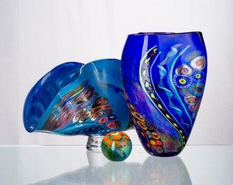 Murrini Series Vessels