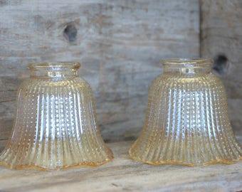Amber lamp shade | Etsy