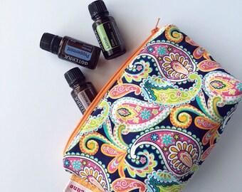 Paisley Night Essential Oil Bag