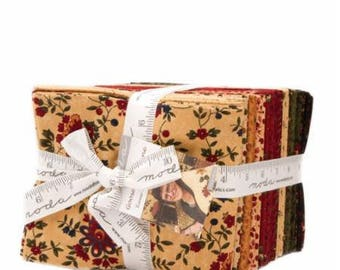 Gooseberry Lane by Kansas Troubles Quilters for Moda Fat Quarter or Fat Eighth Bundle 33 pieces