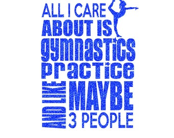 All I Care About is GYMNASTICS