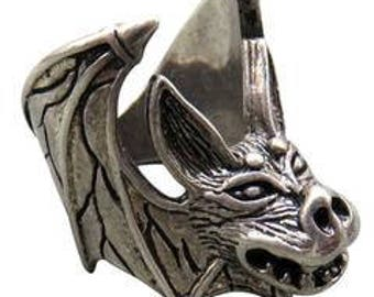 Bat Ring Creepy