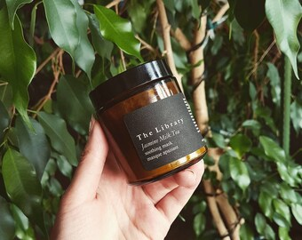 Jasmine Milk Tea Soothing Clay Mask for Oily, Normal, Combination, and Sensitive Skin Types.