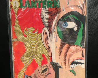Green Lantern #60 Comic Book 1968 DC Comics