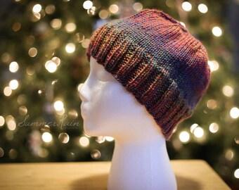 Simple Knit Beanie
