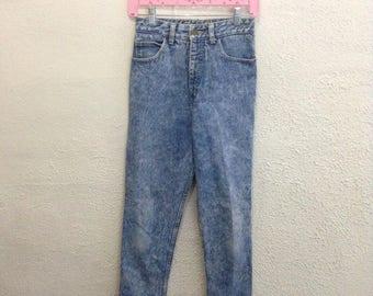 Guess high waist jeans size 4
