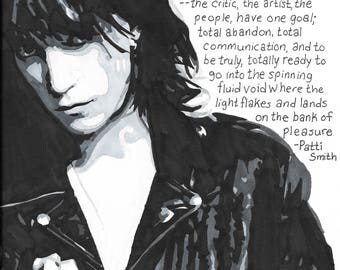 Patti Smith - Quote