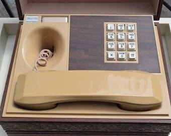 Deco Tel Executive Telephone 1970's